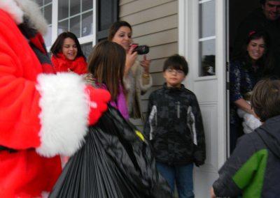 Santa Delivery 2013 030
