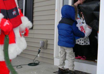 Santa Delivery 2013 041