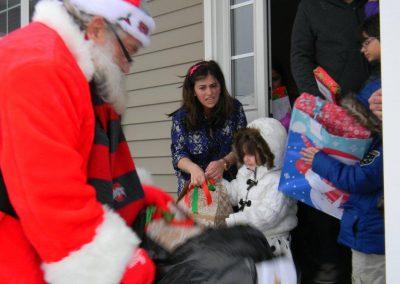 Santa Delivery 2013 042