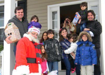 Santa Delivery 2013 045