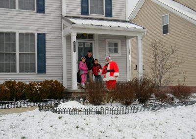 Santa Delivery 2013 046
