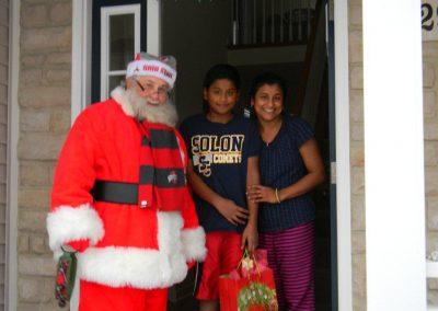 Santa Delivery 2013 048