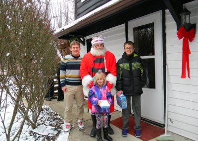 Santa Delivery 2013 053