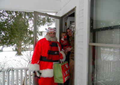 Santa Delivery 2013 055