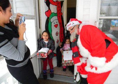 Santa Delivery 2013 058