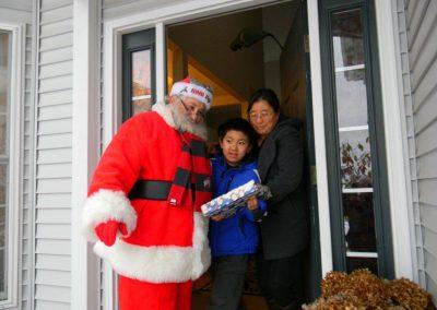 Santa Delivery 2013 060
