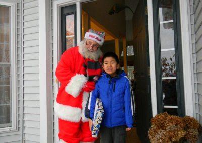 Santa Delivery 2013 062