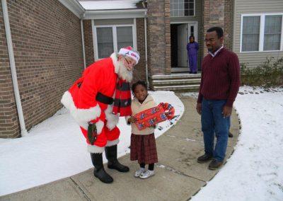 Santa Delivery 2013 066