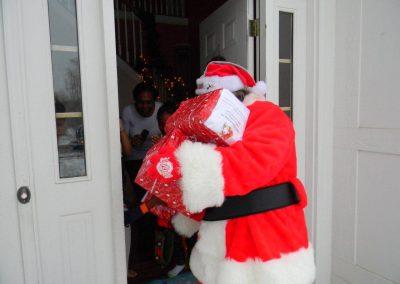 Santa Delivery 2013 068