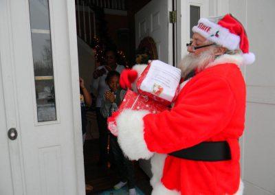 Santa Delivery 2013 069