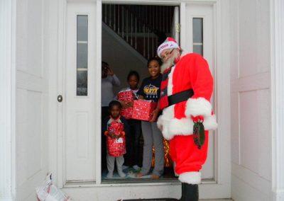 Santa Delivery 2013 070
