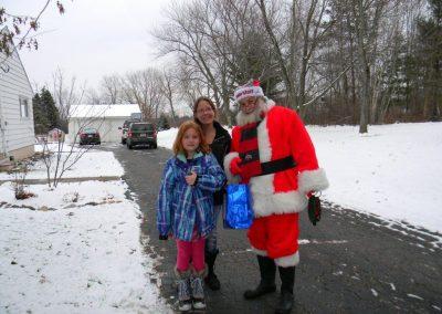 Santa Delivery 2013 073