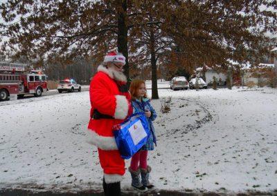 Santa Delivery 2013 074