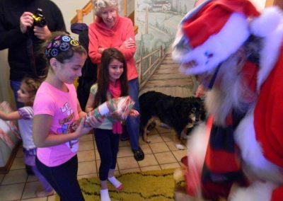 Santa Delivery 2013 082