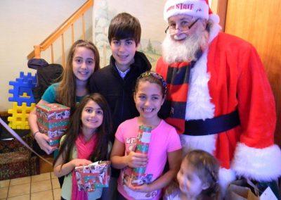 Santa Delivery 2013 087