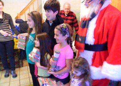 Santa Delivery 2013 088