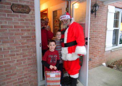 Santa Delivery 2013 091
