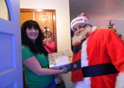 Santa Delivery 2013 094