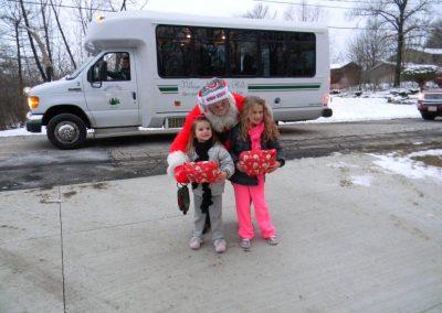 Santa Delivery 2013 095
