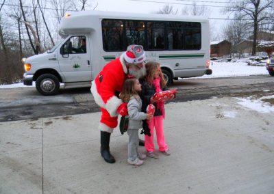 Santa Delivery 2013 098