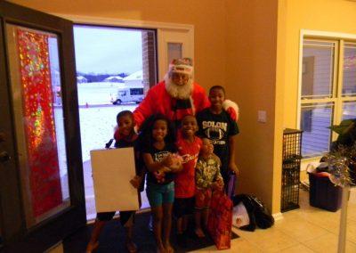 Santa Delivery 2013 108