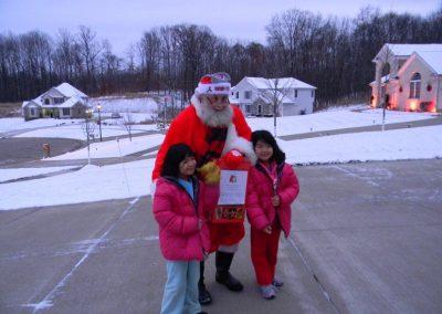 Santa Delivery 2013 110