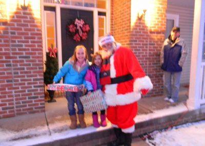 Santa Delivery 2013 111