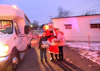 Santa Delivery 2013 113