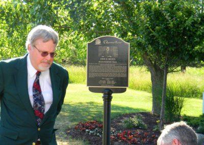 John Brown Dedication 088
