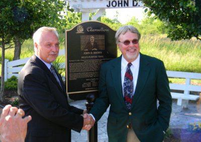 John Brown Dedication 097