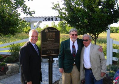John Brown Dedication 102