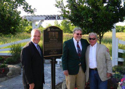 John Brown Dedication 103